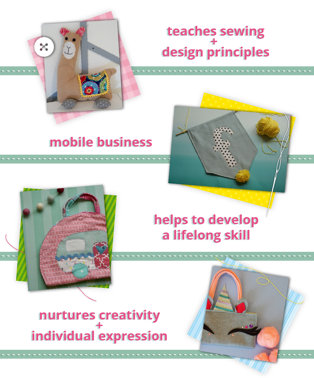 Why Sew Fun Studios franchising is right for you!
